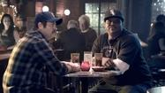 Nick Offerman, Craig Robinson talk baseball--again
