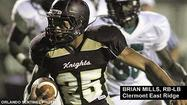 Time is now for East Ridge LB-RB Brian Mills, who has first Division I-A offer