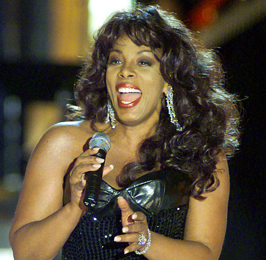 Notable deaths from 2012: Donna Summer, whose music dominated the 1970s disco era, died of cancer at age 63 leaving a legacy of hit singles like Love to Love You Baby, Last Dance and Bad Girls.