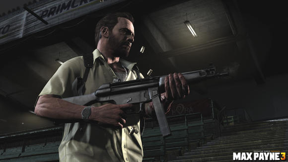 """Max Payne 3"" screenshot"