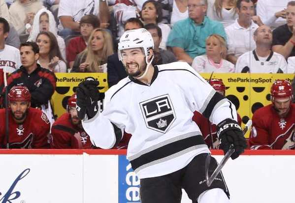Drew Doughty is a key reason the Kings have been so successful in the playoffs.
