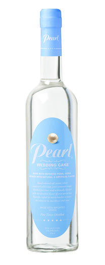 Wedding Cake Flavored Vodka