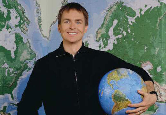 "Phil Keoghan is the host of ""The Amazing Race"" and a sponsor for the women's cycling team NOW and Novartis for MS."