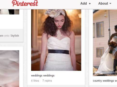 Pinterest is a bride's best friend, or worst enemy.