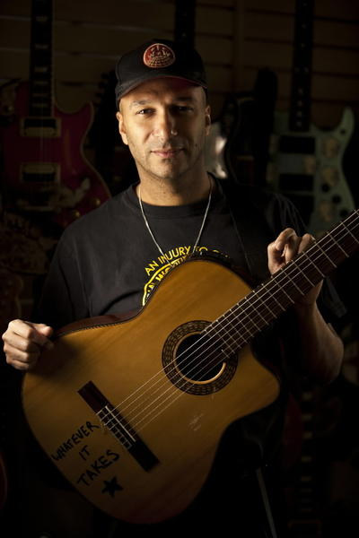 "Former Rage Against the Machine guitarist Tom Morello has been about protest and dissent since before he joined forces with firebrand vocalist Zack de la Rocha. Now that Rage isn't raging, Morello hasn't stopped exploring protest and dissent. He's part of a concert presentation, ""This Land is Our Land,"" that looks at folk and protest music from the likes of Woody Guthrie and Pete Seeger in a way that makes it rock. Hard. Also part of the bill are The Klezmatics, Holly Near and the omnipresent Jon Langford. Given that the world will be converging on Chicago, the promised ""special guests"" could be memorable. <br><br><b> 8 p.m. Sat. at Metro, 3730 N. Clark St. $25; etix.com or metrochicago.com</b>"