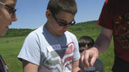 PHOTOS: Windber students explore Bedford County wetlands