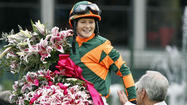 Napravnik returns to Maryland as one of nation's best jockeys