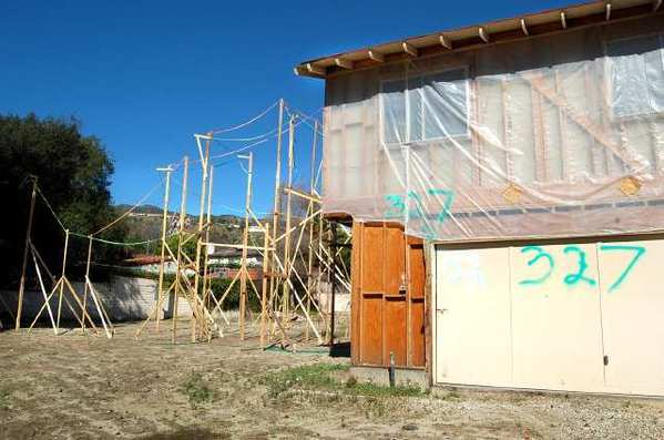 The construction of a new home at 327 Santa Inez Way was a past project approved by the Planning Commission, which advises the council on development issues and often settles landowner disputes. The city has six willing volunteers for one open seat.