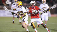 Lacrosse Q&A: Maryland defenseman Goran Murray