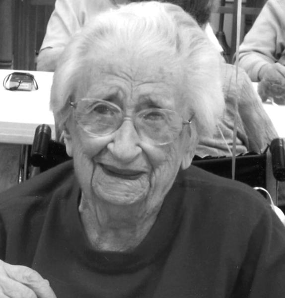 Thelma Marie (Brown) Troup