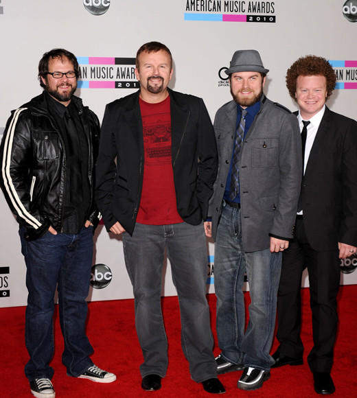 2012 Billboard Music Awards: Winners and nominees: WINNER: Casting Crowns - Come To The Well (pictured) Casting Crowns - Until The Whole World Hears Skillet - Awake Laura Story - Blessings Various Artists Wow Hits 2012