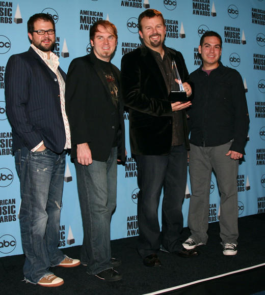 2012 Billboard Music Awards: Winners and nominees: WINNER: Casting Crowns (pictured)  MercyMe Skillet Laura Story Chris Tomlin