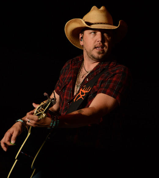 2012 Billboard Music Awards: Winners and nominees: WINNER: Jason Aldean - Dirt Road Anthem (pictured) Luke Bryan - Country Girl (Shake It For Me) Eli Young Band - Crazy Girl Lady Antebellum - Just A Kiss Blake Shelton - Honey Bee