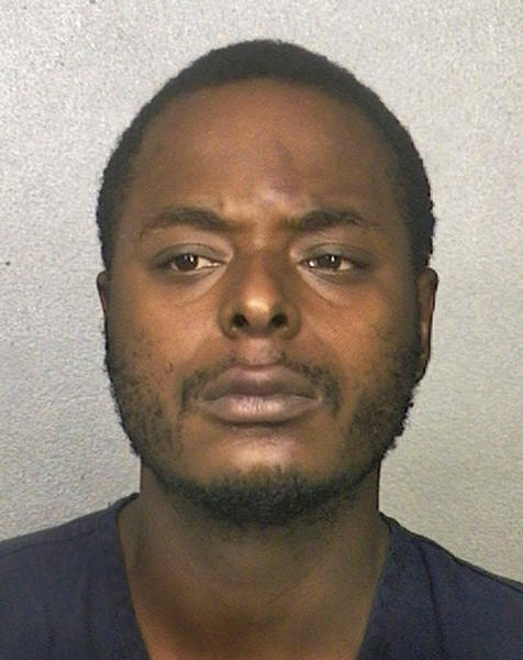Frantz Aboubaker is facing charges after Charles Bourquins truck and pigs were stolen