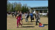 Thursday was the last day of school for Anchorage School District students. They celebrated as they left their classmates, teachers, principals and school buildings behind until the fall.