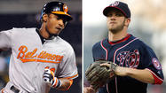 Orioles, Nationals take interleague spotlight
