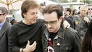 "<span style=""font-size: small;"">Paul McCartney is about to become the world's <em>second</em>-richest rock star. Bono is about to that honor. The U2 frontman owns 2.3 percent of the shares in Facebook which he obtained through his private equity firm Elevation Partners in 2009 for a reported $90 million. With this morning's Facebook IPO and the company currently valued at over $100 billion, Bono stands to bank over $1.5 billion and puts his personal fortune well north of Sir Paul, who is currently the world's wealthiest musician.</span>"