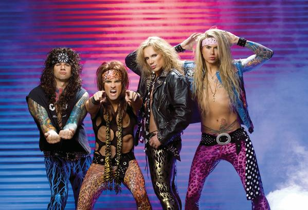 Steel Panther: an '80s hair band parody better than the real thing?