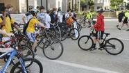 In Towson, Bike to Work Day gathers 'spokes-people' for growing commuter option