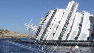 <b>Photos: </b>Costa Concordia salvage plan