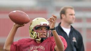 Notre Dame football: Irish offer California QB Dawkins