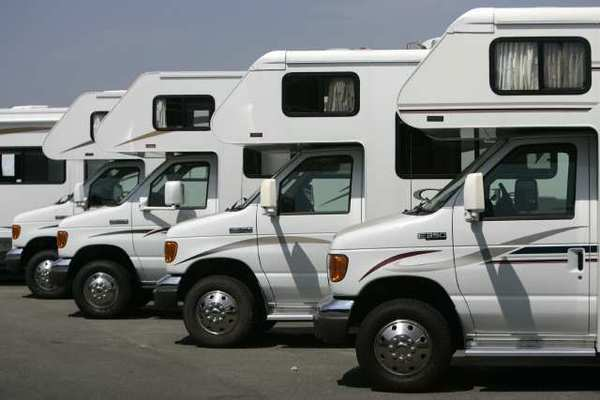 Winnebago motor homes for sale. The company rejected a takeover bid Friday.