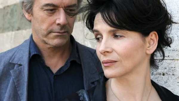 William Shimell and Juliette Binoche in Iranian director Abbas Kiarostami's 'Certified Copy.'