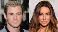Chris Hemsworth and Rachel Uchitel have kids (no, not together)