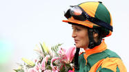 Rosie Napravnik runs away with second Female Jockey Challenge