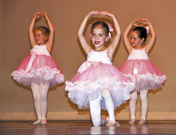 Ballet and All That Jazz students will present their spring recitals on Saturday, May 19, at The Maryland Theatre in downtown Hagerstown.