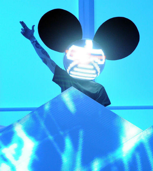 Teen Choice Awards 2012 Nominees: DeadMau5 (pictured) David Guetta  Calvin Harris  Kaskade Skrillex