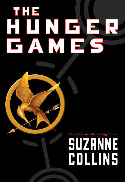 """The Hunger Games"" trilogy, Suzanne Collins (pictured) <br> ""The Giver,"" Lois Lowry <br> ""The Twilight Saga,"" Stephenie Meyer <br> ""Divergent"" trilogy, Veronica Roth <br> ""The Lucky One,"" Nicholas Sparks"