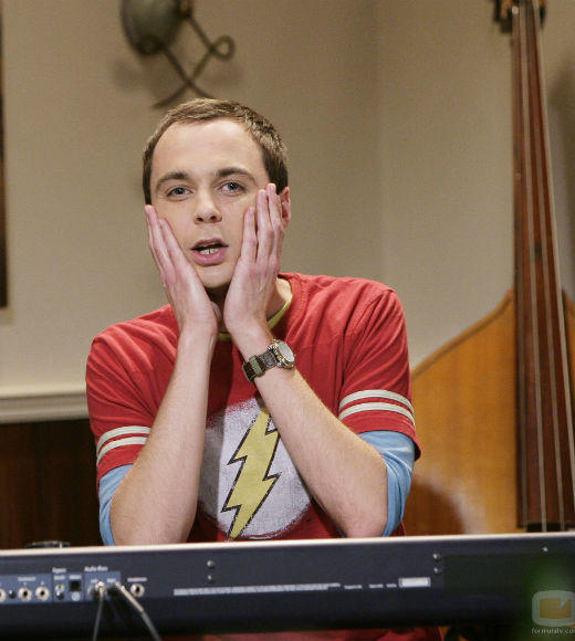 "Ty Burrell, ""Modern Family"" <br> Chris Colfer, ""Glee"" <br> Neil Patrick Harris, ""How I Met Your Mother"" <br> Ashton Kutcher, ""Two And a Half Men"" <br> Jim Parsons, ""The Big Bang Theory"" (pictured)"