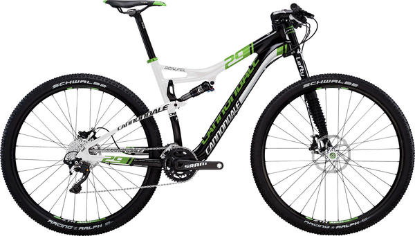 Cannondale Scalpel 29er Carbon 2