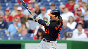 Nick Markakis leads the Orioles to victory with home run in 11th inning
