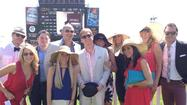 This year marks the second Preakness for both Dave Bowser and his girlfriend, Angela Alexander -- and both expect this experience to be quite different from their first.