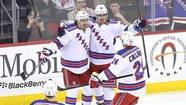 NEWARK, N.J. -- The New Jersey Devils outplayed the New York Rangers in every aspect of the game in Game 3 of their fiercely intense Eastern Conference final series Saturday afternoon. The Devils owned more of the open ice, had more shots on goal and dominated the physical play.