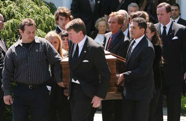 David Kennedy Funeral