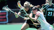 Maryland tops Loyola, 17-11, in NCAA women's lacrosse quarterfinal
