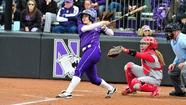 NU softball slugs way to NCAA regional final
