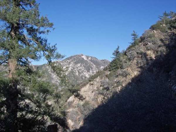 Guest columnist Reg Green titles this photo taken in the Angeles National Forest 'Rugged Eden.'