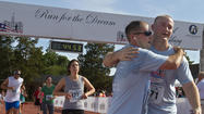 Pictures: Run for the Dream