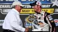 Earnhardt races way into Sprint All-Star race