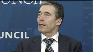 NATO Secretary General, world leaders arrive in Chicago