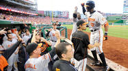In their most recent hot stretch, the Orioles have milked the drama -- with their previous seven wins coming by a margin of three runs or fewer.