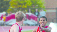 LOUISVILLE — The Mercer County 3,200-meter relay team was excited enough that it had shattered their own school record by 5 seconds.
