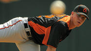 Dylan Bundy throws five more scoreless innings