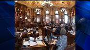 TOPEKA, Kan. (AP) - Kansas legislators have given final approval to a $14.3 billion budget, allowing them to close out a contentious annual session.
