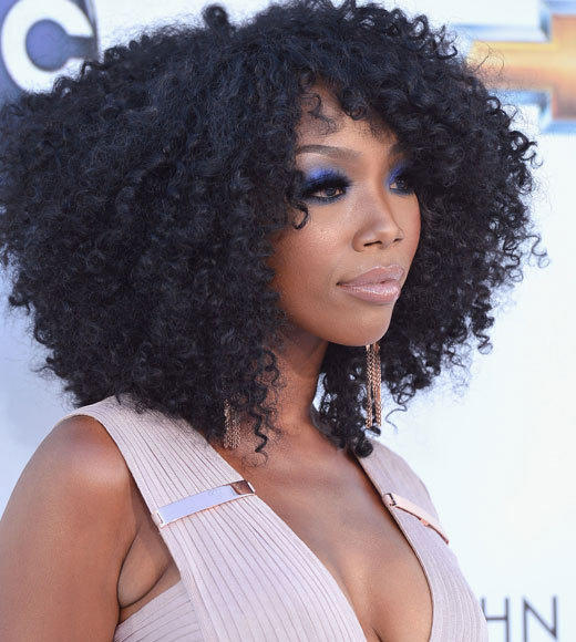 Billboard Music Awards 2012: Red carpet arrivals: Brandy Norwood