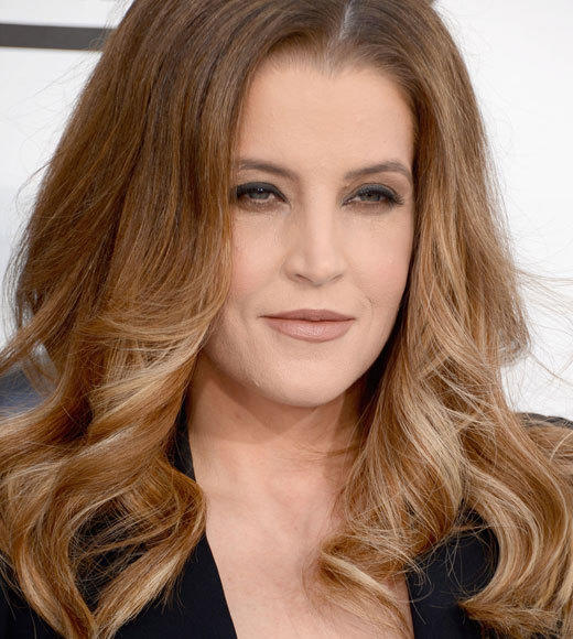 Billboard Music Awards 2012: Red carpet arrivals: Lisa Marie Presley